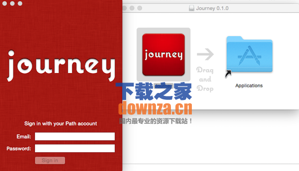Journey for mac