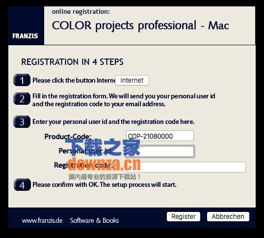 Franzis Analog Projects Mac版