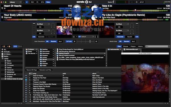 Serato DJ for mac