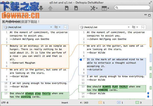 DeltaWalker Oro Edition for Mac