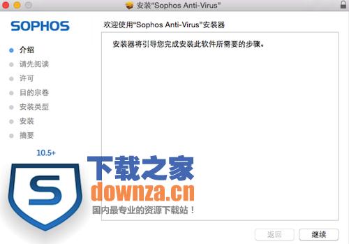 Sophos Anti-Virus for mac截图