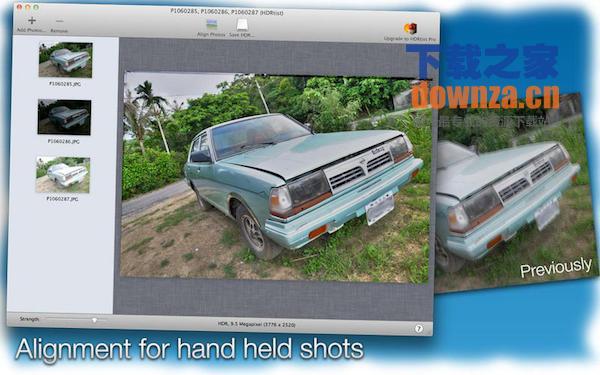 HDRtist for mac截图