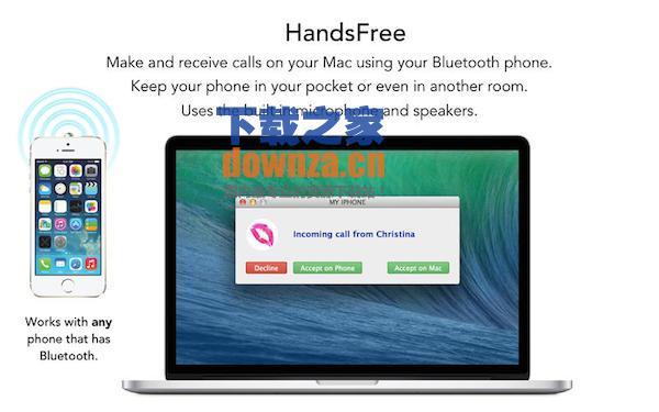 HandsFree for mac