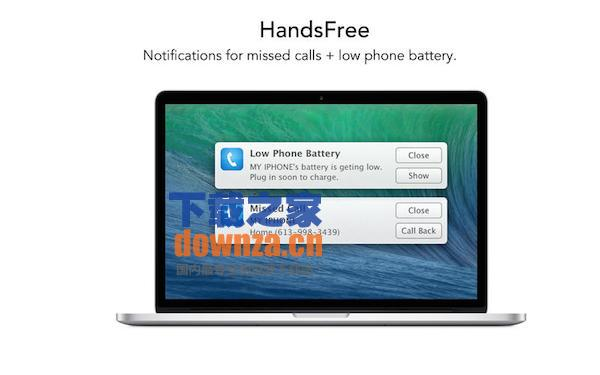 HandsFree for mac截图