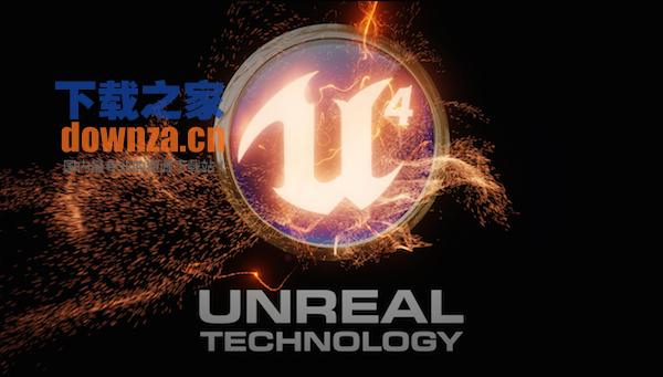 Unreal Engine Mac截图