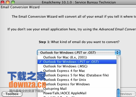 Emailchemy for mac