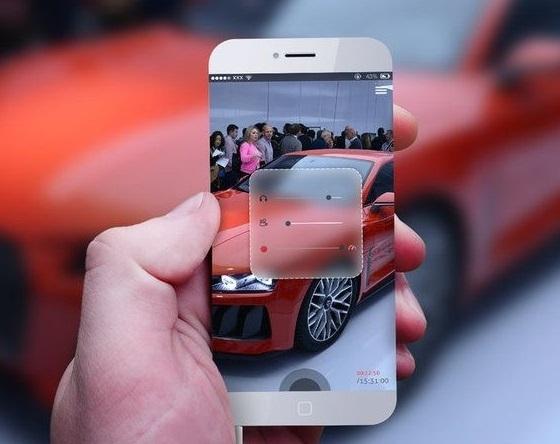 下一代iPhone 将采用无边框设计?值得期待