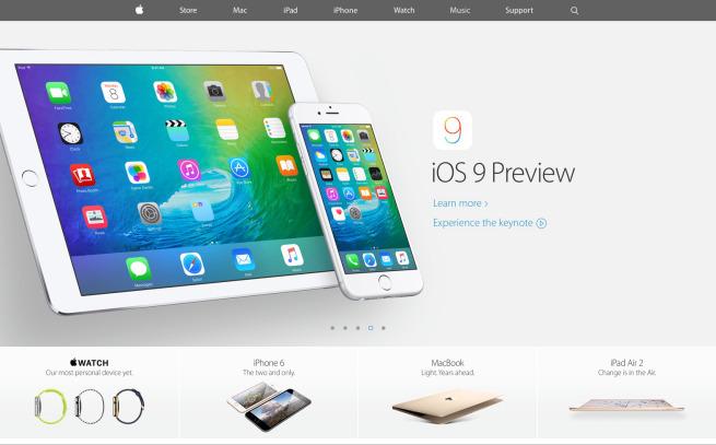 是要说再见了?苹果将iPod从官网主页移除