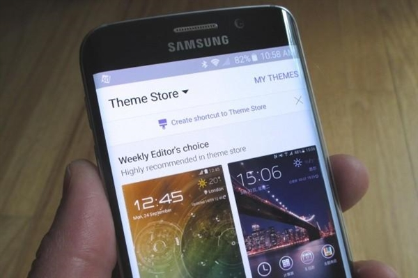 Android M个性化:支持DIY自己的主题