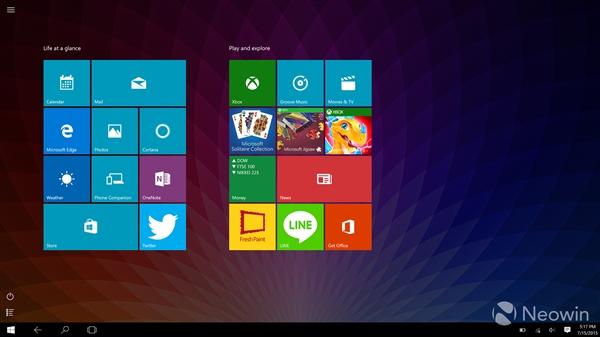 Wind 10新版发布!Edge浏览器性能完爆Chrome