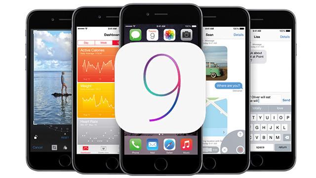 iOS9相较iOS8.3来讲,有着你不得不知的9大改变和7大隐忧
