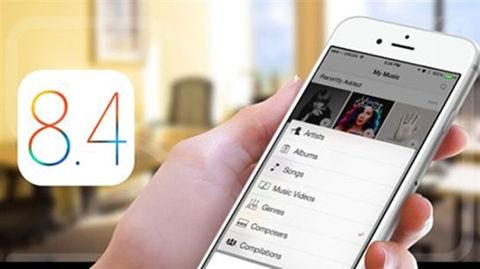 苹果iOS8.4正式版发布!苹果iOS8.4固件下载