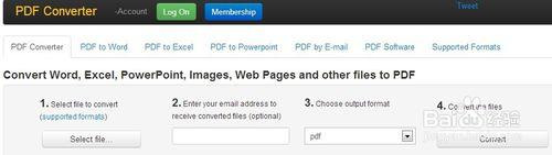 在线PDF转换成word网站有哪些