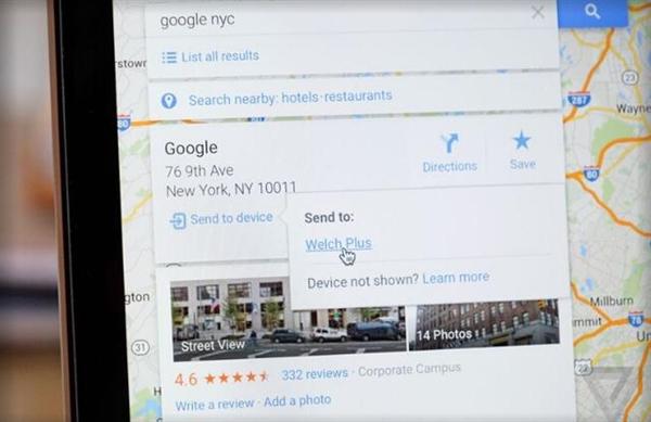 谷歌地图的反击:新功能再度压制苹果