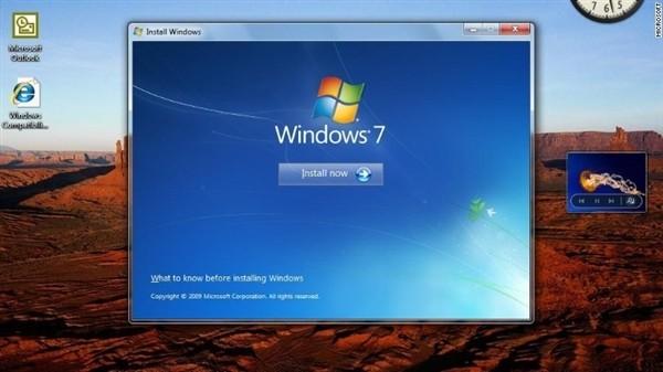 微软Windows三十年进化史【图集】