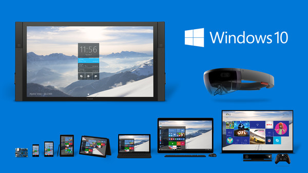 Windows 10来了!Windows 10正式版将于7月29日隆重发布