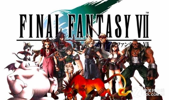 复古风!《最终幻想7》原版移植到iOS平台