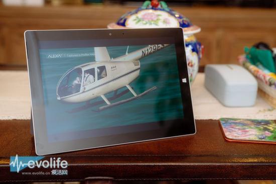 拿起Surface 3,你会发现不再需要iPad了。