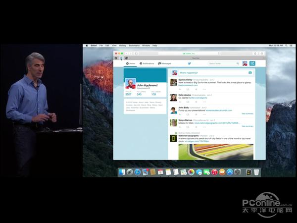 回归用户体验的本质!盘点新OSX亮点功能