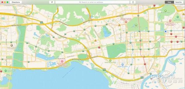 苹果地图新功能受好评!还将推出街景服务