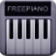 freepiano键盘模拟钢琴