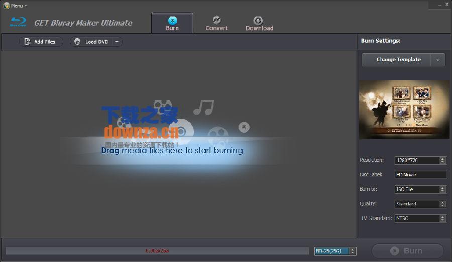 蓝光制作工具(GET Bluray Maker Ultimate) v8.1.3 特别版