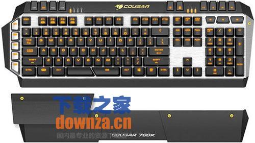 骨伽700K键盘驱动