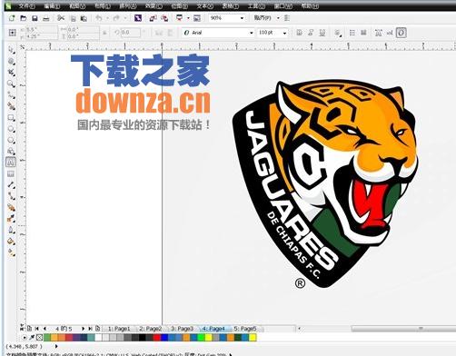 CorelDRAW Graphics Suite X6 是一个专业图形设计软件,专用于矢量图形编辑与排版,借助其丰富的内容和专业图形设计、照片编辑和网站设计软件,您将能够随心所欲地表达自己的风格与创意,轻松创作徽标标志、广告标牌、车身贴和传单、模型绘制、插图描画、排版及分色输出等。 CorelDRAW X6 相比 CorelDRAW X5 和 CorelDRAW X4 新增了很多功能和特性,大体包括高级 OpenType 支持、自定义构建的颜色和谐、创造性矢量造型工具、文档样式、页面布局工具、对复杂脚本的