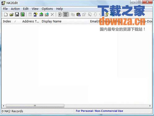 电子邮件辅助工具(NK2Edit)