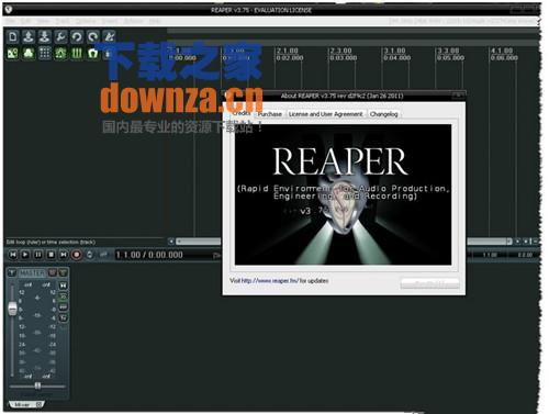 Reaper 音频录制