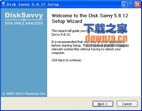 Disk Savvy