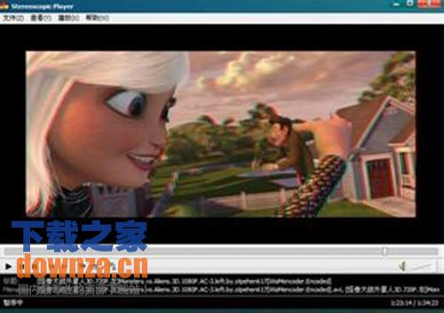 Stereoscopic Player 3D立体电影播放器