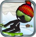 火柴人滑雪iPad版