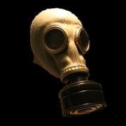 Gas mask mac