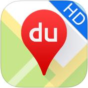百度地图iPad版