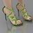 模拟人生4女性绑带高跟凉鞋MOD