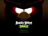 愤怒的小鸟太空版壁纸 1024*768