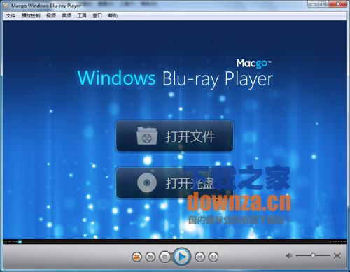 蓝光高清播放器(Mac Blu-ray Player)