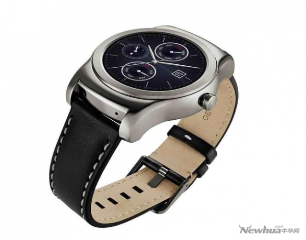 LG发布全新智能手表Watch Urbane 对抗苹果Apple Watch