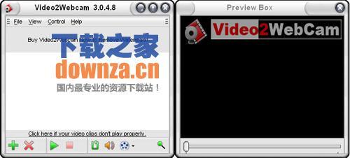 虚拟摄像头 Video2Webcam