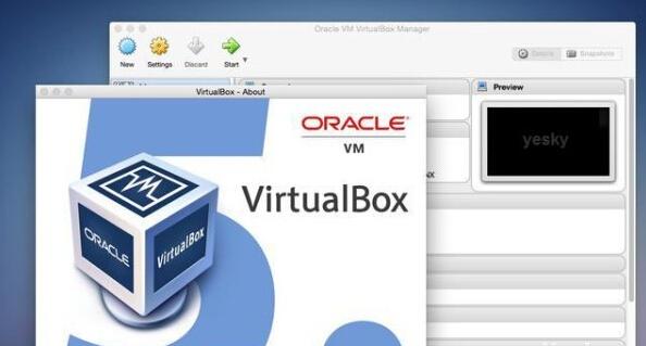 开源虚拟机软件VirtualBox 5.0稳定版发布下载