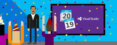 Visual Studio 2015发布会直播时间公布:7月20日23:30