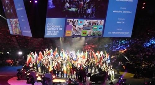 相机360受邀参加微软2015全球合作伙伴大会