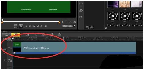怎样使用会声会影X5把视频与音频进行分离?