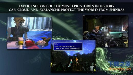 《最终幻想7》正式上架苹果AppStore